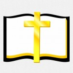 Bible & Cross - International Bible Christian Fellowship Logo Lynwood Washington